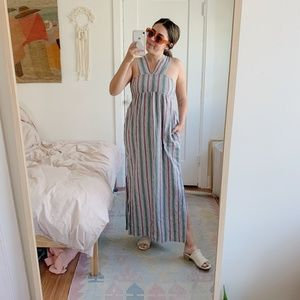 NWT! Urban Outfitters Cotton Maxi Dress
